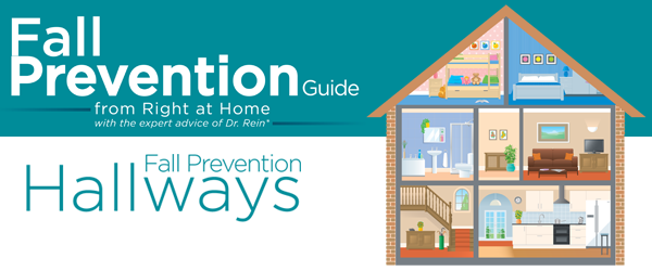 Hallways | Fall Prevention | Right at Home Ireland