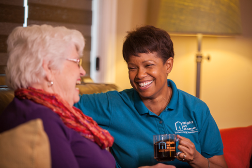 Companionship Care from Right at Home | In Home Care and Assistance
