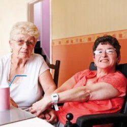 Physical Assistance Right at Home Ireland