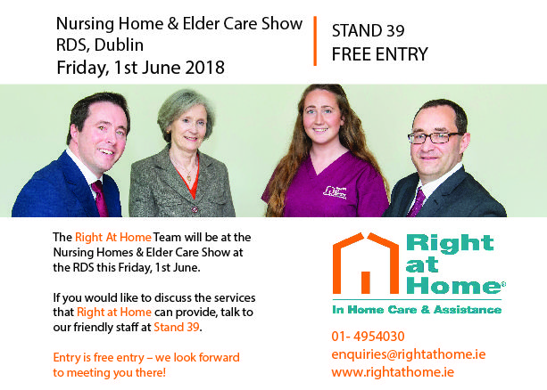 Nursing Home and Elder Care Show RDS