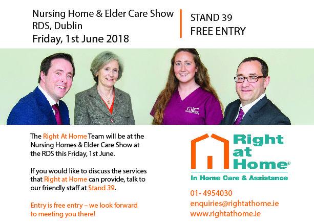 Nursing Home and Elder Care Show RDS